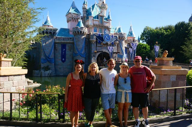celebrating-disneyland-60th-anniversary-in-photos-my-family-in-front-of-castle